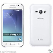 BRAND NEW SAMSUNG GALAXY J1 ACE 4GB- WHITE- SM-J110H/DS SMART PHONE