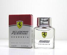 Ferrari Scuderia 4 Ml Eau De Toilette Miniatur / Mini