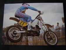 Photo KTM 500 #27 Jacky Martens (BEL) GP 500cc Motocross Heerlen (NED) '87 #2