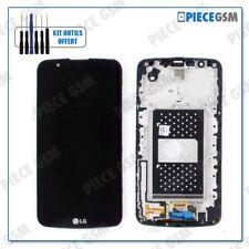 ECRAN LCD + VITRE TACTILE + FRAME pour LG K10 + outils