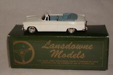 Brooklin Lansdowne Models 1963 Hillman Super Minx Convertible with Box 1/43Scale