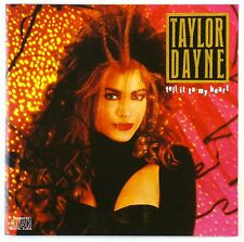 CD - Taylor Dayne - Tell It To My Heart - A4992
