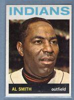 1964 Topps #317 Al Smith(1) EX-MT