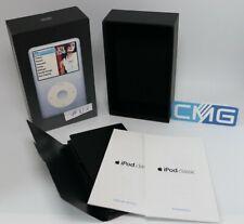 Apple iPod Classic 80GB Originalverpackung Box Verpackung Leerverpackung OVP 7G