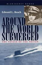 Around the World Submerged: The Voyage of the Triton (Bluejacket Books), Beach,