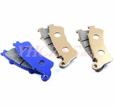 Bremsbeläge Bremsklötze Satz für HONDA VFR800 06-09 XL1000 Varadero 04-09(ABS)