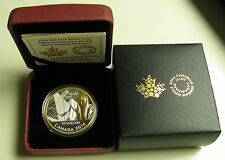 2014 Proof $20 100th Anniversary Royal Ontario Museum ROM Canada .9999 silver