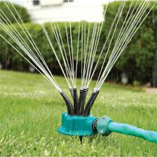 360° Flexible Water er Lawn Grass Sprinkler Head Garden Yard Watering