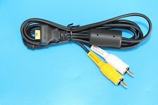 GENUINE CASIO AV Cable for Exilim EX-Z60 EX-Z70 EX-Z1000 EX-S770 EX-S600 EX-Z850