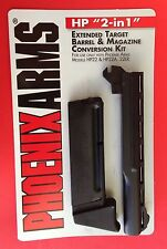 "Phoenix Arms CK22B Barrel Conversion Kit 5"" 22LR Blued"