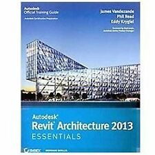 Autodesk Revit Architecture 2013 Essentials-ExLibrary