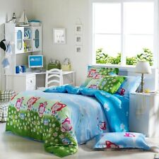 Happy TANUKI BED LINEN SET