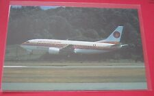 Air Guadeloupe Boeing B-737-33A ~ Airline Postcard
