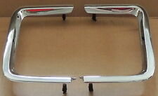 1965-69 Chrome Corvair Monza CORSA Rear Cove Trim (Pair) Left& Right #8 Pictured