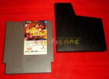WORLD CHAMP Nintendo Nes Versione Italiana PAL A SOLO CARTUCCIA  - E5