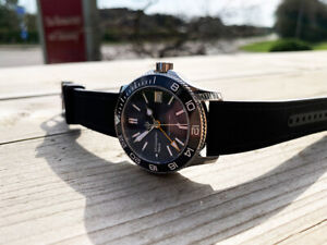 Christopher Ward - C60 Trident GMT 600 Auto Diver