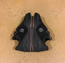 Etnies Marana E-Lite Ryan Sheckler Size 6.5 Black BMX DC Skate Shoes Sneakers
