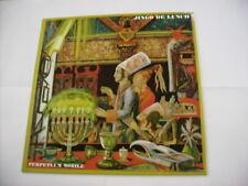 JINGO DE LUNCH - PERPETUUM MOBILE - LP VINYL EXCELLENT CONDITION 1987 GERMANY