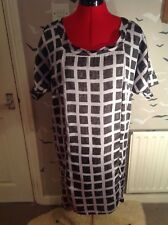 "BARGAIN £9.99: Chic GAP polyester dress, XL 16 vgc/ worn once, 33"" L, 42"" bust"