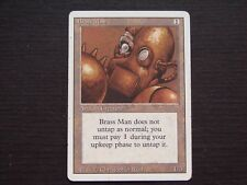 BRASS MAN : carte MTG MAGIC The Gathering (anglais REVISED envoi suivi)