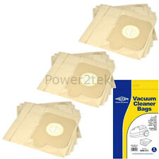 15 x E51, E51n, E65 Dust Bags for Electrolux U1010 U1015 U1020 Vacuum Cleaner