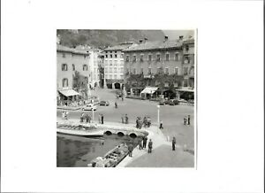Photograph original photo Riva hotel Sole Lake Garda Italy 1957 FPP