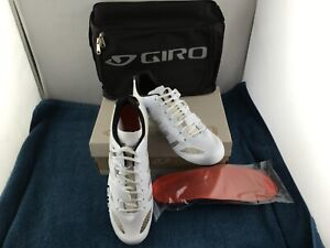 Giro Prolight Techlace Road Cycling Shoes - Men's Size 11 US|10 UK|45 EU - Used