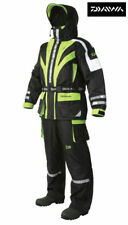 Daiwa Crossflow Pro Breathable 2pc Flotation Suit All Sizes Available Large