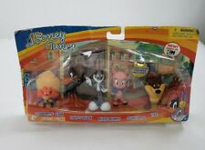 Looney Tunes Figure 5 Pack Yosemite Sam Daffy Duck Bugs Bunny Porky Pig