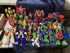 HUGE LOT Playskool Hasbro Transformers Rescue Bots Robots Minicons