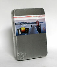 Hahnemuhle Fine Art Photo Cards Tin - White Etching 268gsm - 10 x 15cm, 30 cards