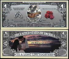 Wedding Million Dollar Bill Collectible Fake Play Funny Money Novelty Note