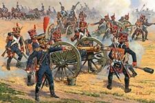 ZVEZDA French Foot Artillery Scale: 1:72 - 6810 Military Model Kit