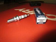 Stock #2202 Threaded Stud NGK Iridium IX Spark Plugs 4 DPR8EIX-9 Qty