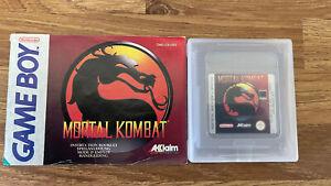 Mortal Kombat (Nintendo Game Boy, 1993)