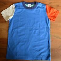 boys top Mini Boden baby cotton applique long sleeve shirt age 1-12 NEW ski