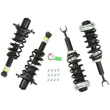For Audi A6 Quattro C5 Front & Rear Air Spring to Coil Spring Conversion Kit