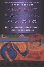 Ancient Egyptian Magic, Excellent, Brier, Robert (Bob) M. Book