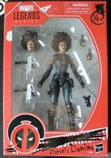 X-Men Marvel Legends Domino 6-Inch Action Figure In Stock New! X-Men Domino