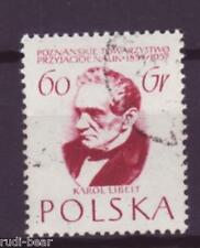 Polen Nr. 1033 gest.   Karol Libelt  Posener Wissenschaft