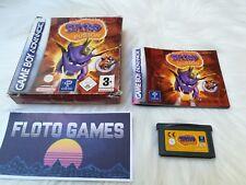 Jeu Spyro Fusion pour Game Boy Advance GBA PAL Complet CIB - Floto Games