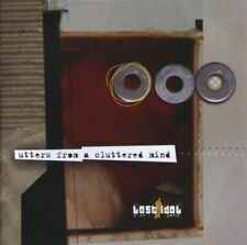 LOST IDOL-UTTERS FROM A CLUTTERED MIND-JAPAN CD E99