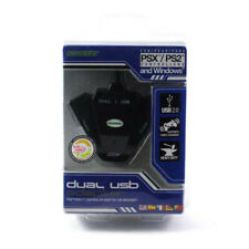 Controller Converter to PS3 PC USB Adapter for PS2 PS1 (KMD) PlayStation PSX