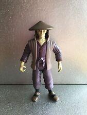 FoxBox Fox Caja Tortugas Ninjas Adolescentes Mutantes TMNT Master Hamato Yoshi Figura