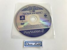 Eye Toy Play Sports - Promo - Sony PlayStation PS2 - PAL EUR
