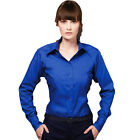 Kustom Kit KK702 Femmes' Entreprise Manches Longues Chemise Oxford Taille 8-26