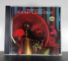 Ramsey Lewis Trio Sound Of Christmas CD Holiday Jazz Chess