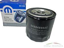 Originale MOPAR JEEP DODGE RAM FILTRO DELL'OLIO 04884899ac OLIO OIL FILTER FILTRO CARTUCCIA
