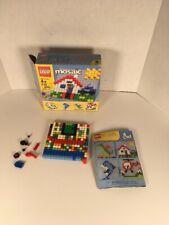 Seattle Seahawks 12th Man Lego Brick Framed Mosaic Limited Edition Art Print
