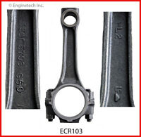Engine Connecting Rod-OHV, Chrysler, 16 Valves ENGINETECH, INC. ECR103
